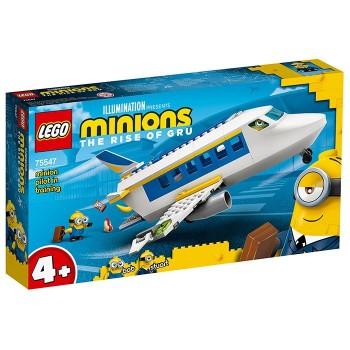 Pilot Minion in pregatire