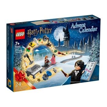 Calendar de Craciun LEGO Harry Potter (75981)