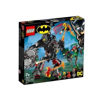 Robotul Batman contra Robotul Poison Ivy (76117)