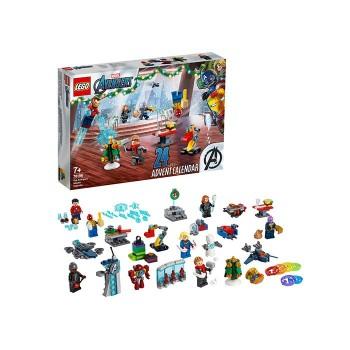 Calendar de Craciun LEGO Super Heroes