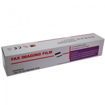 Film termic compatibil cu Panasonic KX-FA52E, 1 rola 213 mm x 30 m