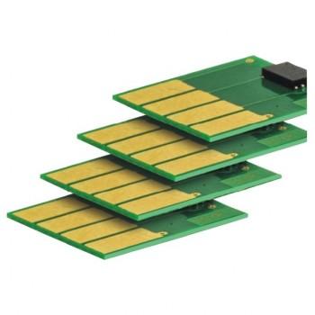 Chip compatibil cu Dell 2130 cyan