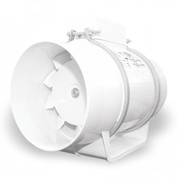 VENTILATOR CONDUCTE (TURBO)(S) 100MM180M³/H