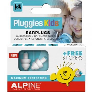 Pluggiest Kids - Dopuri de urechi pt. copii