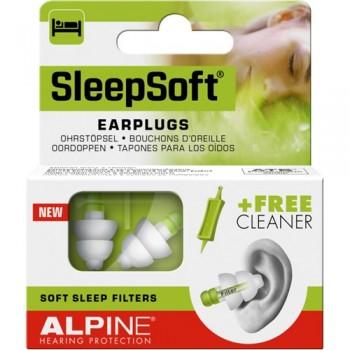 Dopuri de urechi pentru somn - Alpine Sleep Soft