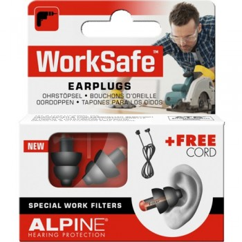 Work Safe - Dopuri de urechi pt. locul de munca