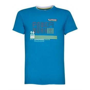 Tricou 4TECH POWERWORK albastru - H9330