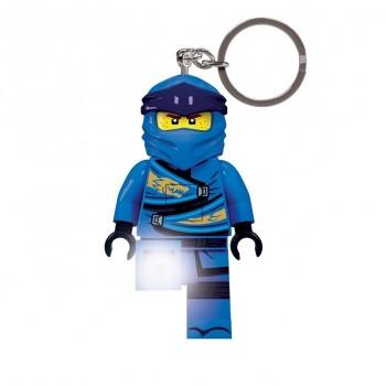 Breloc cu LED LEGO Ninjago - Jay