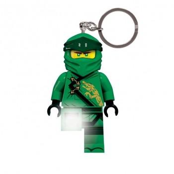 Breloc cu LED LEGO Ninjago - Lloyd