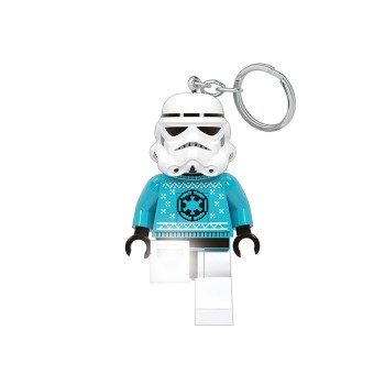 Breloc cu LED LEGO Star Wars Stormtrooper