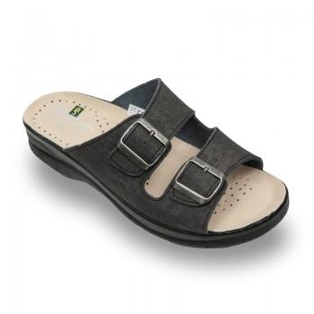 Papuci Medi+ 750SJ maro - barbati