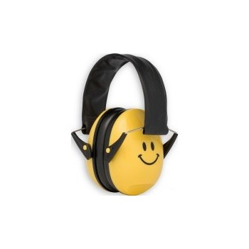 Aparator de urechi ALPINE MUFFY pt. copii Galben