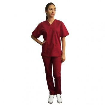 Costum medical grena - unisex
