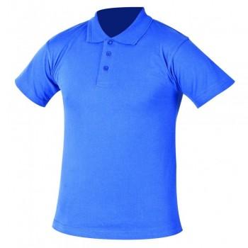 Tricou Polo NORA Albastru Electric