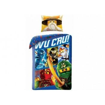 Lenjerie de pat LEGO Ninjago (LEG-612)