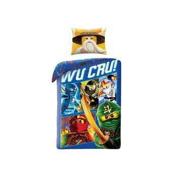 Lenjerie de pat LEGO Ninjago (9040419)