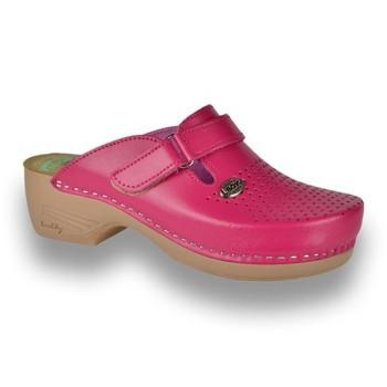 Saboti medicali Leon 159 pink - dama