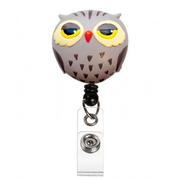 Ecuson retractabil 'Owl'